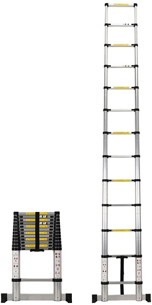 Le choix d'une échelle télescopique
